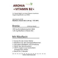 Aronia + Vitamin B2